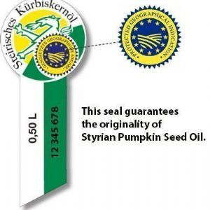 Seal Styrian Pumpkin Seed Oil PGI