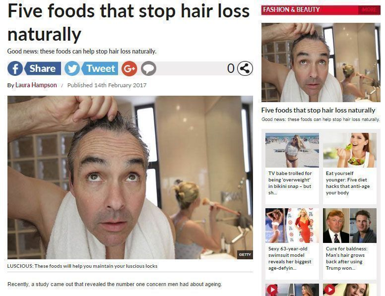 What Stops Hair Growth Naturally