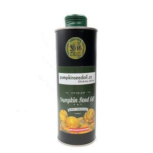 Pumpkin Seed Oil Store Brand Front