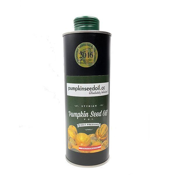 Pumpkin Seed Oil from Styria